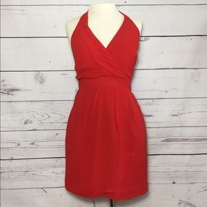 NWT Express Red Dress